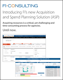 Acquisition and Spend Planning